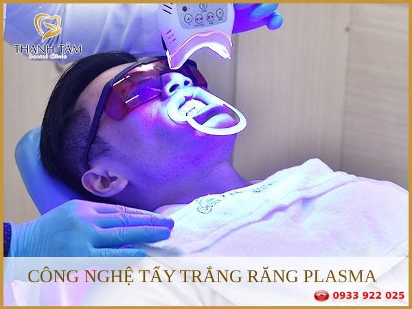 Công nghệ tẩy trắng răng Plasma tân tiến tại Nha khoa Thanh Tâm