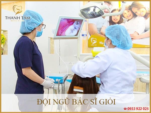 Đội ngũ bác sĩ giàu kinh nghiệm cam kết mang lại hiệu quả tốt nhất