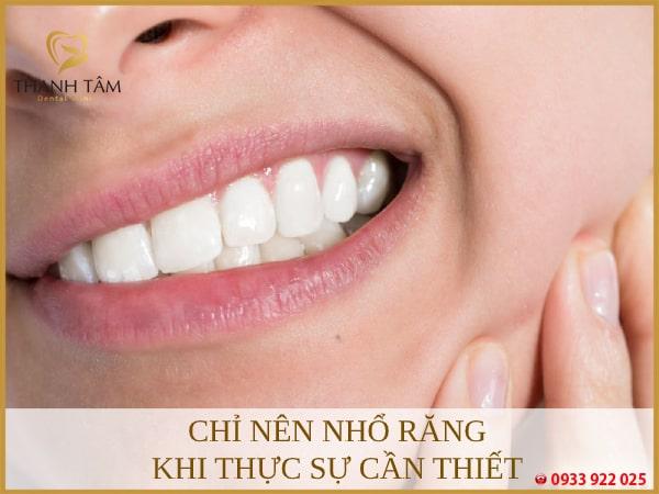 Khi răng gây ảnh hưởng xấu đến sức khỏe răng miệng