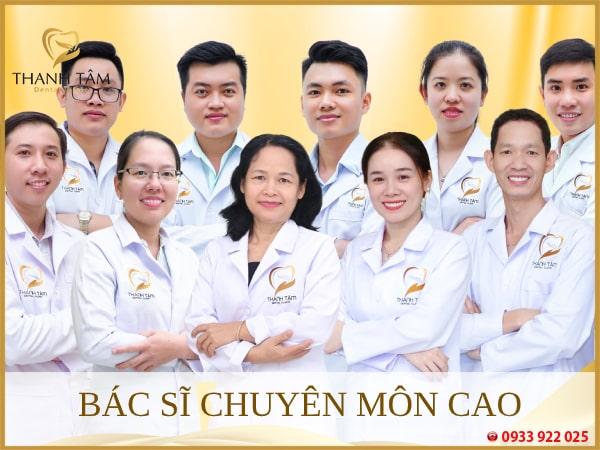 có đội ngũ bác sĩ giỏi