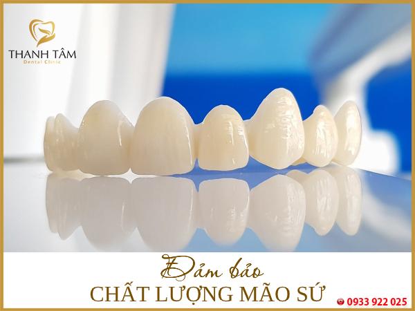 bọc răng sứ uy tín TPHCM