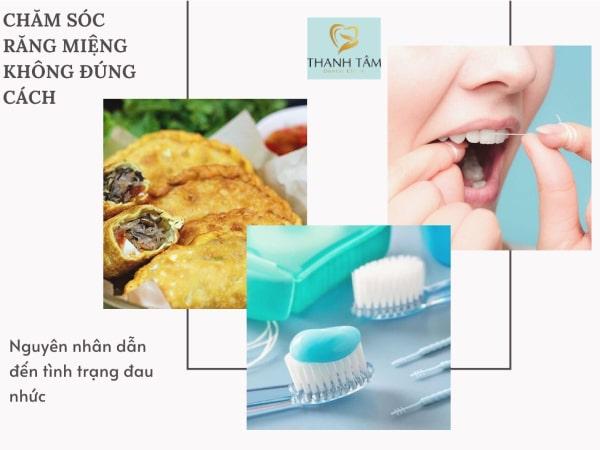 Chưa biết cách chăm sóc răng miệng hiệu quả