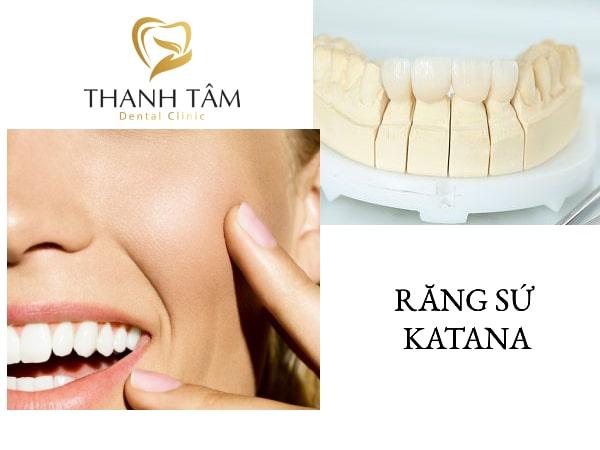 Răng Katana
