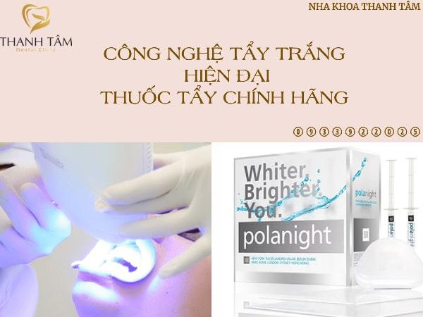 nha khoa tẩy trắng răng uy tín