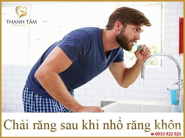 Cách vệ sinh răng miệng