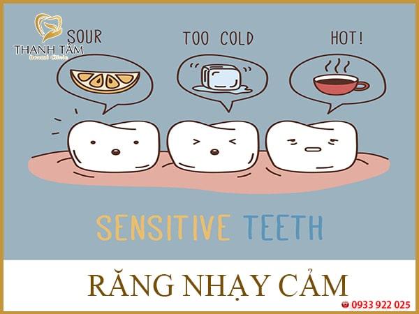 sâu răng nhẹ