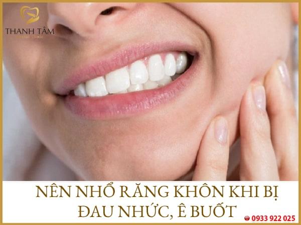 trồng răng khôn