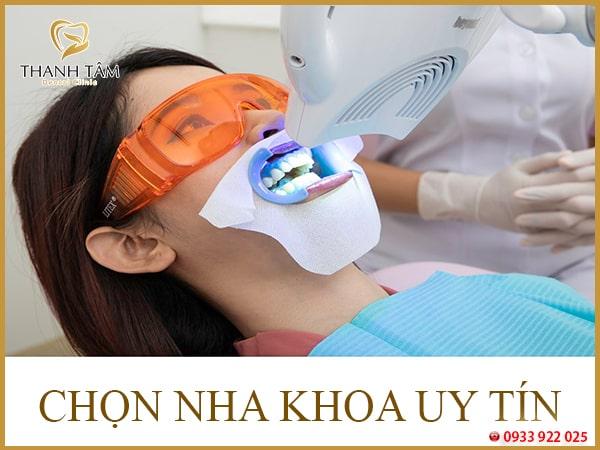 Cách chăm sóc răng sau khi tẩy trắng