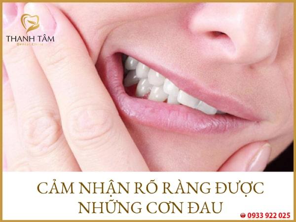 Dấu hiệu nhận biết khi sâu răng đến tủy