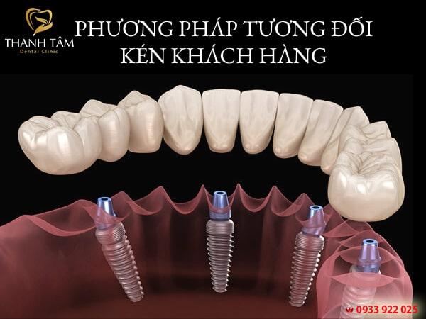 Những khách hàng không phù hợp trồng răng Implant