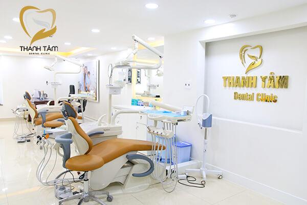 Răng sứ Nhật Bản Katana - Trang thiết bị