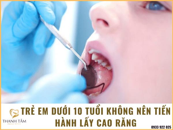 lấy vôi răng
