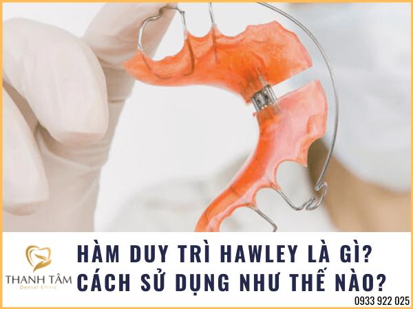 hàm duy trì hawley