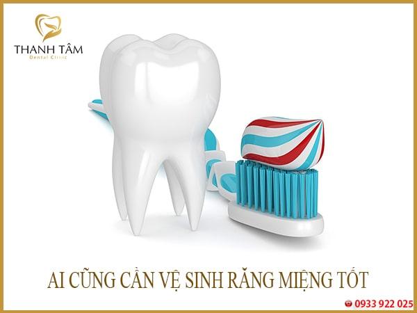 Cách vệ sinh răng