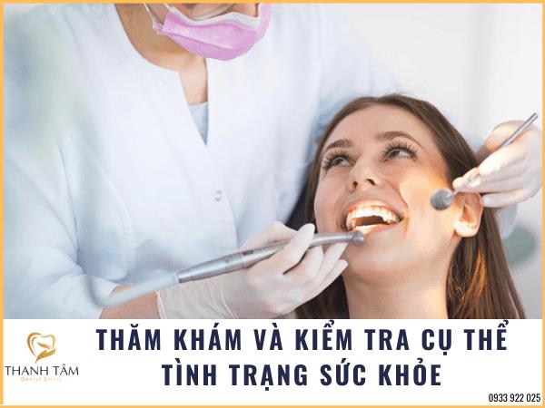 Đảm bảo được độ vững chắc của răng Implant