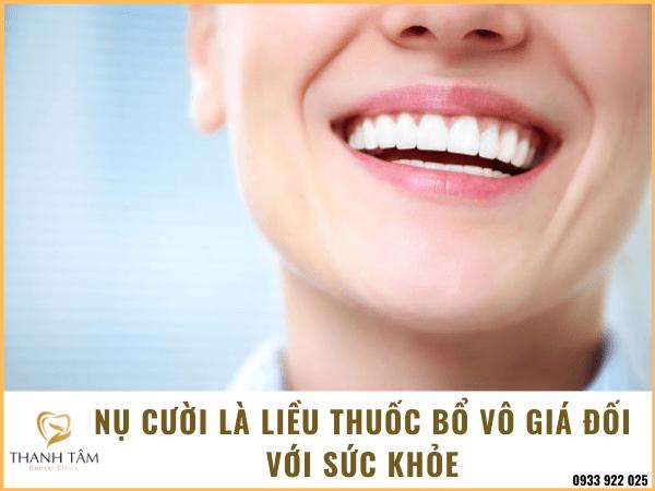 giá trị nụ cười