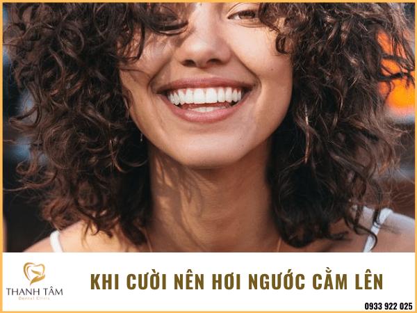 Cách có một nụ cười đẹp