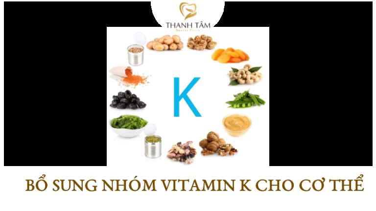 Nhóm vitamin K