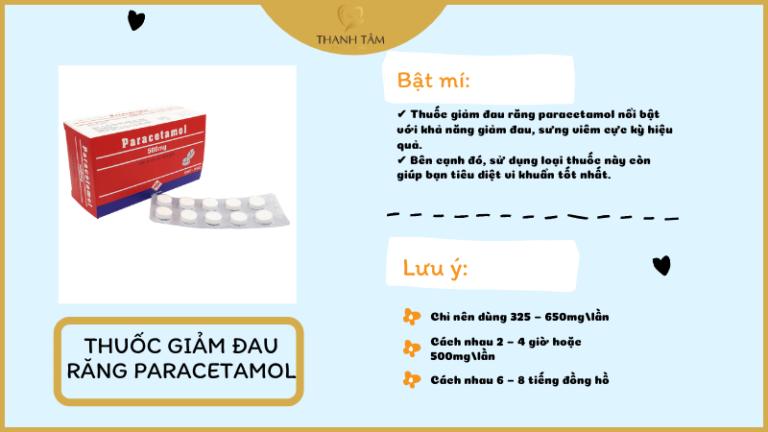 Thuốc kháng sinh điều trị viêm tủy răng