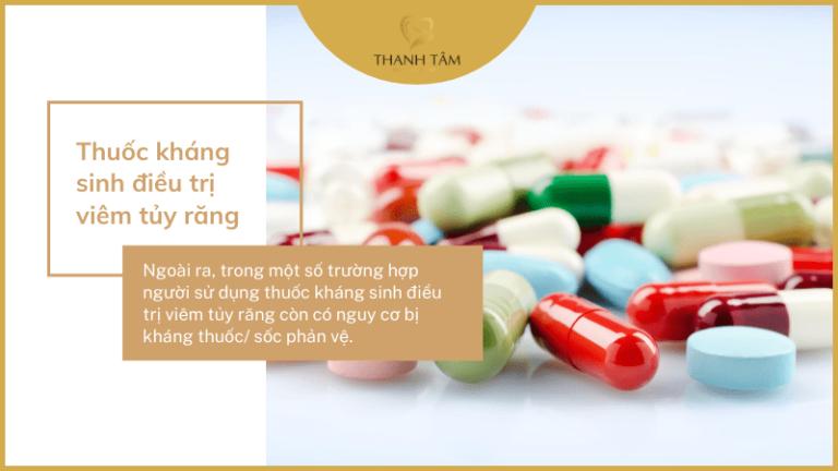 Tác hại của thuốc kháng sinh