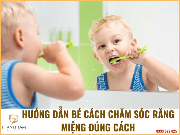 Viêm nướu răng ở trẻ