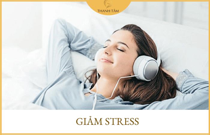Giảm stress